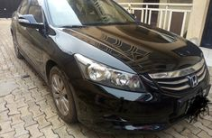 First Boday Naija Used 2011 Honda Accord  Full Option