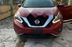 Foreign Used 2019 Red Nissan Murano for sale in Lagos