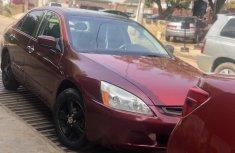 Naija Used 2004 Honda Accord for sale