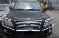 Naija Used Bullet Proof Lexus 570 2012 Model