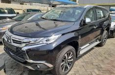Foreign Used Mitsubishi Montero Sport 2019 Model Black
