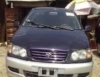 Foreign Used Toyota Picnic 1998 Model Purple