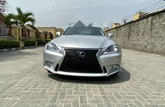 Foreign Used 2008 Lexus IS for sale in Lagos