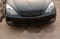 Foreign Used 2003 Black Lexus ES for sale in Lagos