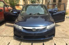 Foreign Used Honda Civic 2011 Model Blue