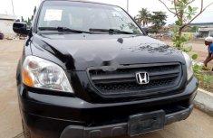 Foreign Used Honda Pilot 2004 Model Black