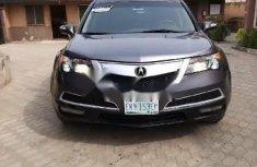 Nigeria Used Acura MDX 2012 Model Gray