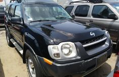 Foreign Used Nissan Xterra 2004 Model Black