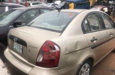 Nigeria Used Hyundai Accent 2005 Model Silver