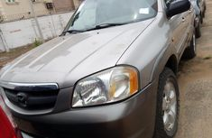 Foreign Used Mazda Tribute 2004 Model Gold