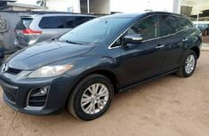 Foreign Used Mazda CX-7 2011 Model Gray
