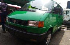 Foreign Used Volkswagen Transporter 1999 Model Green