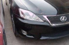 Tokunbo Lexus IS 2008 Model Black