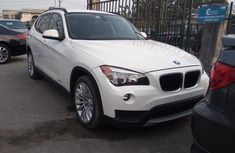 Foreign Used BMW X1 2013 Model White