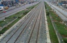 Traffic Advisory! Adejobi Street, Lagos shut down for three days due to Railway project!