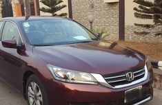 Very Clean Naija Used Honda Accord 2014 Model