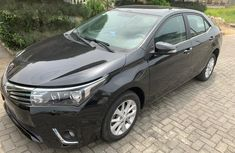 Locally Used Toyota Corolla 2014 Model