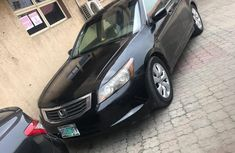 Clean Nigeria Used 2009 Honda Accord Evil Spirit