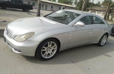 Foreign Used Mercedes-Benz CLS 2005 Model Gray