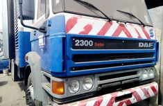 Tokunbo DAF 2560 2000 Model for sale