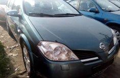Full Option Naija Used Nissan Primera 2005 Model for sale