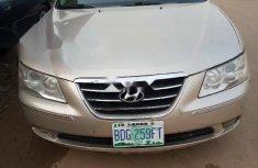 Well Maintained Naija Used 2008 Hyundai Sonata for sale