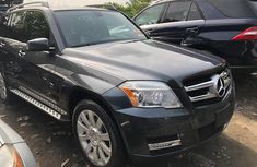 Foreign Used Mercedes Benz GLK350 2011 Model