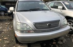 Foreign Used Lexus RX 300 2002 Model