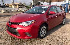 Crystal Clean Foreign Used Toyota Corolla 2015 Model