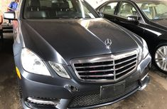 Foreign Used Mercedes Benz E350 2012 Model