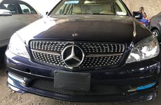 Foreign Used Mercedes Benz C300 2011 Model