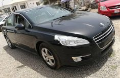 Foreign Used 2013 Peugeot 508 for sale in Abuja