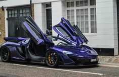 The new purple McLaren Speedtail is a limited ₦824.6m coloured delight