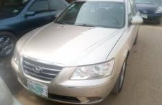 Naija Used 2008 Gold Hyundai Sonata for sale in Lagos
