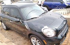 Foreign Used 2012 Dark Green Mini Cooper for sale in Lagos