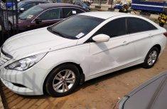 Tokunbo Hyundai Sonata 2012 Model White