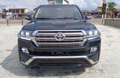 Clean Naija Used Toyota Land Cruiser 2012 Upgraded to 2018