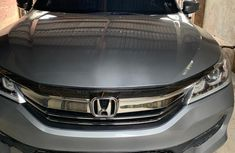 Foreign Used Honda Accord 2016 Sport Edition
