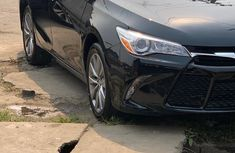 Foreign Used Toyota Camry 2016 XLE Model