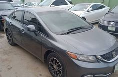Super Clean Naija Used Honda Civic 2013 Model