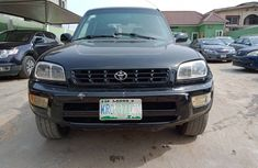Registered Naija Used Toyota RAV4 2001 Model