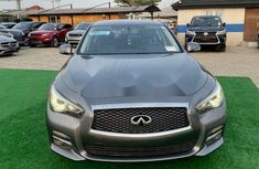 Foreign Used Infiniti QX50 2015 Model Gray