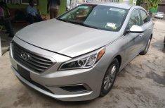 Foreign Used Hyundai Sonata 2015 Model Silver
