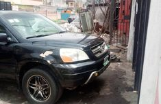 Nigeria Used Honda Pilot 2003 Model Black