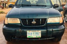 Well Maintained Naija Used 2002 Kia Sportage