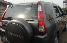 Super Clean Foreign Used Honda CRV 2005 Model Grey for Sale