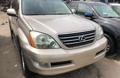 Foreign Used Lexus GX 470 2006 Model