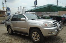 Super Clean Naija Used Toyota 4runner 2005 Model