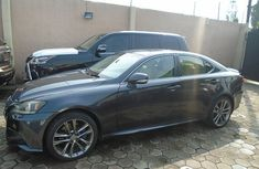 Very Clean Tokunbo Lexus IS300 2010 Model