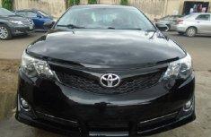 Well Maintained Naija Used Toyota Camry 2012 Model